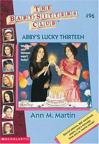 9780590228800: Abby's Lucky Thirteen, Collector's Edition (Baby-Sitters Club, No. 96)