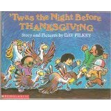 9780590229012: 'Twas the Night Before Thanksgiving