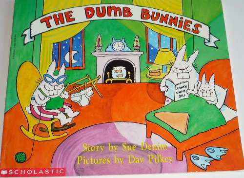 9780590229685: The Dumb Bunnies
