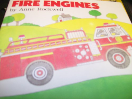 9780590233767: Fire Engines