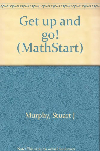 9780590238113: Get up and go! (MathStart)