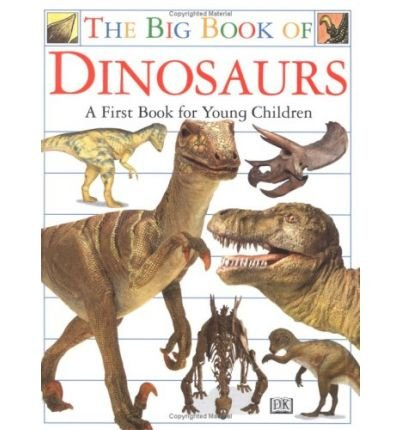 9780590243711: The Big Book of Dinosaurs