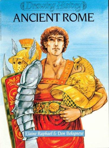 9780590250900: Ancient Rome (Drawing History)