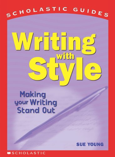 9780590254243: Writing With Style (Scholastic Guides)