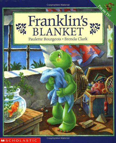 9780590254687: Franklin's Blanket