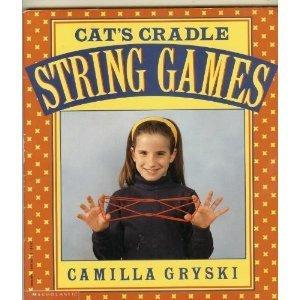 9780590254861: Cat's Cradle (String Games)