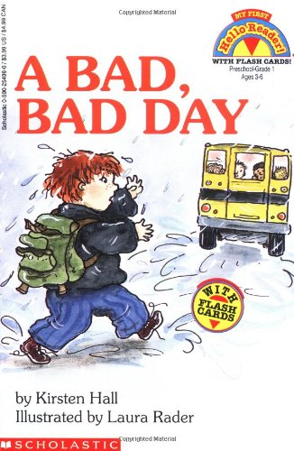 9780590254960: A Bad, Bad Day (My First Hello Reader!)