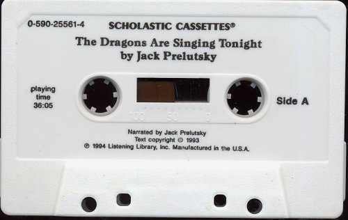 9780590255615: The Dragons Are Singing Tonight
