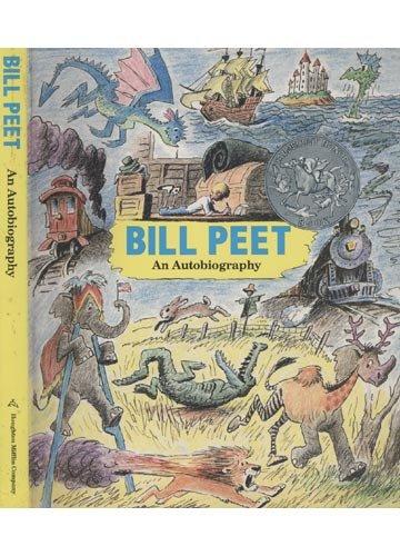 9780590257602: BILL PEET AN AUTOBIOGRAPHY