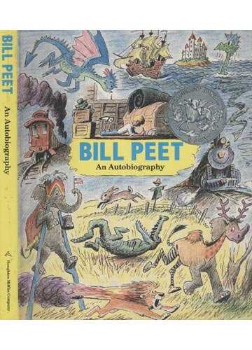 9780590257602: BILL PEET AN AUTOBIOGRAPHY