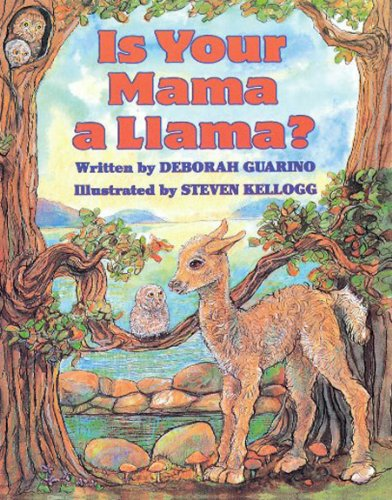 9780590259385: Is Your Mama a Llama?