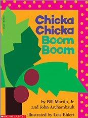 9780590259521: Chicka Chicka Boom Boom (Big Book) [Paperback] by Bill Martin Jr.; John Archa...