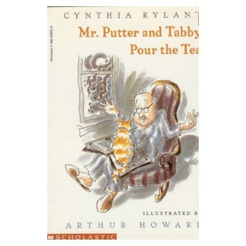 9780590259538: Mr. Putter and Tabby Pour the Tea