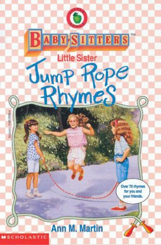 Jump Rope Rhymes (0590259954) by Ann M. Martin