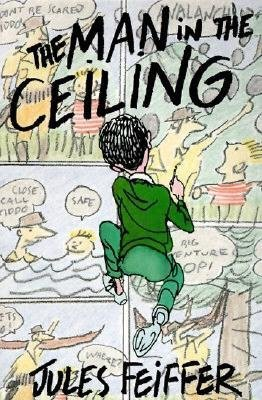 9780590262392: The Man in the Ceiling