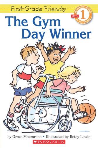 9780590262637: The Gym Day Winner, Level 1, Preschool-Grade 1 (Hello Reader)