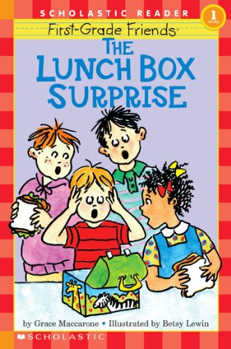 9780590262675: The Lunch Box Surprise (First-Grade Friends)