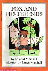 9780590265683: Fox and His Friends