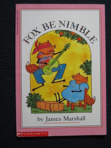 9780590265836: Fox Be Nimble