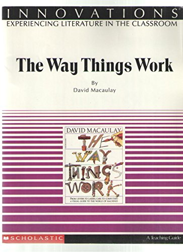 9780590266499: The Way Things Work - A Teaching Guide (Experiencing Literature In the Classroom)