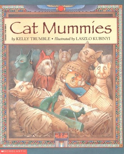 9780590266956: Cat Mummies