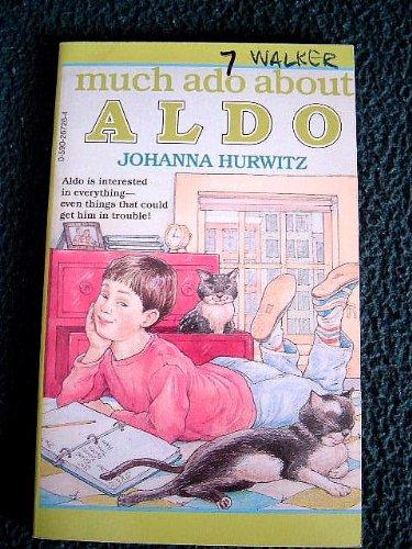 9780590267267: Much Ado About Aldo