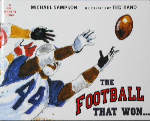 9780590273251: The football that won--