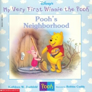 9780590273381: Pooh's Neighborhood