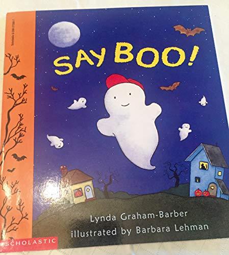 9780590273503: Say Boo!