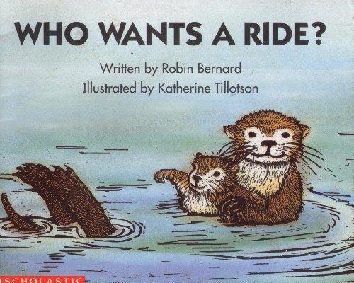 Who Wants a Ride?: Bernard, Robin