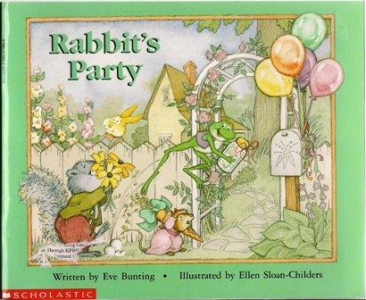 9780590273862: Rabbit's party