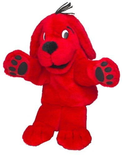 9780590274494: Clifford Hand Puppet, BiG Red Dog
