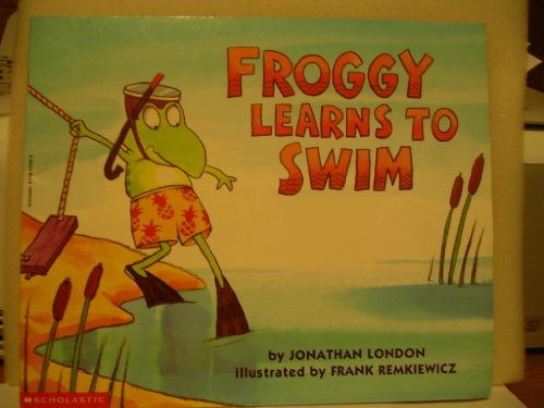 9780590274524: Froggy Learns to Swim (Froggy)