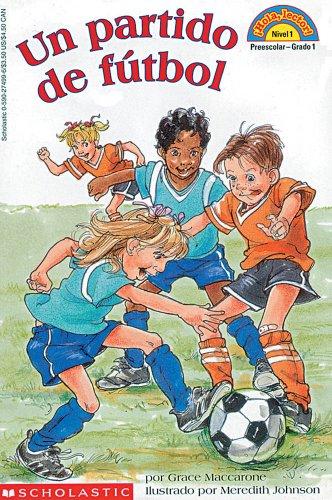 9780590274999: Un partido de futbol (Hello Reader) (Spanish Edition)