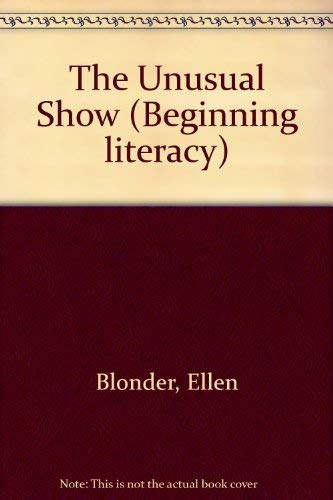 9780590275439: An unusual show (Beginning literacy)