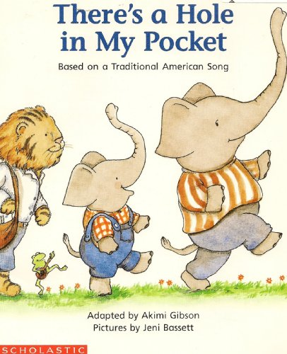 9780590275989: There's a Hole in My Pocket