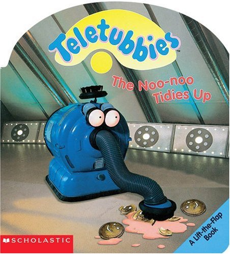 9780590278553: The Noo-Noo Tidies Up: A Lift-The-Flap Book