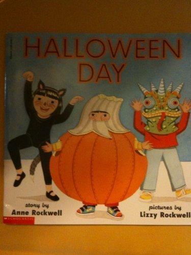 9780590281621: Halloween day