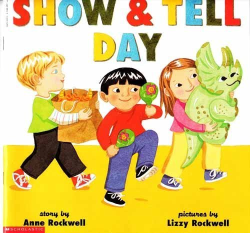 9780590281737: Show & tell day
