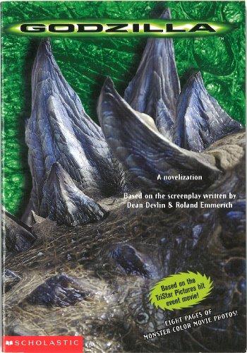 9780590282437: Godzilla (GODZILLA (MOVIE BOOKS))
