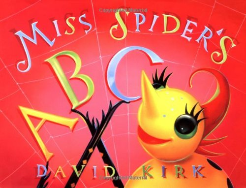 Miss Spider's Abc Book