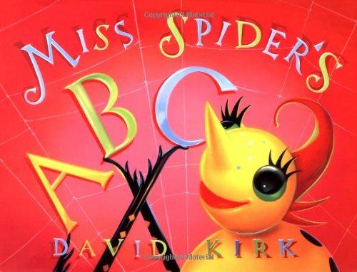 9780590282796: Miss Spider's Abc Book