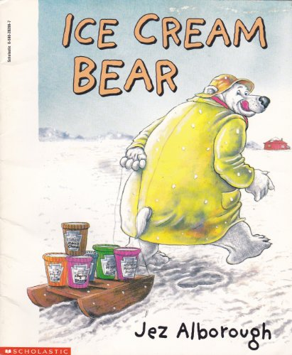 9780590282864: Ice cream bear