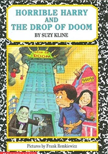 9780590290685: Horrible Harry and the Drop of Doom