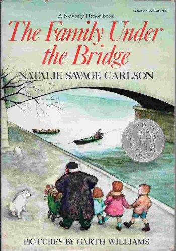 9780590291293: The Family Under the Bridge [Taschenbuch] by Carlson, Natalie Savage
