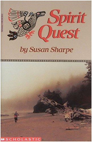 9780590291392: Spirit Quest