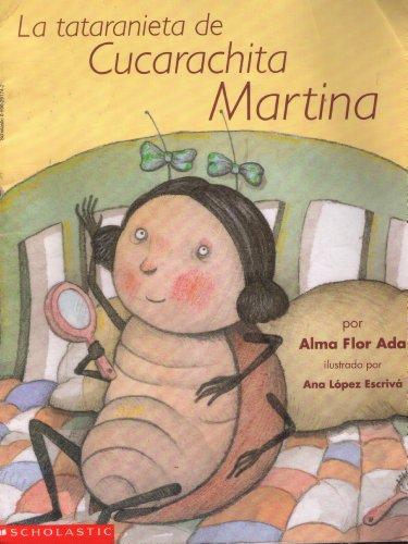 9780590291743: La Tataranieta de Cucarachita Martina