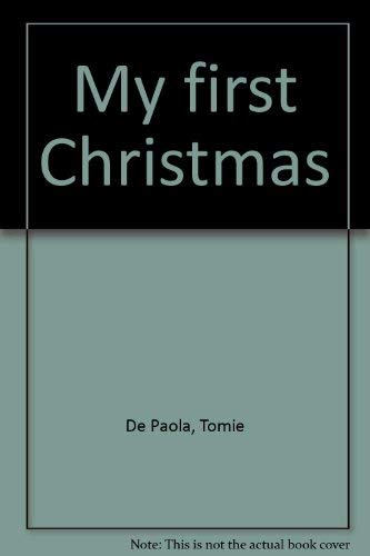 9780590292191: My first Christmas