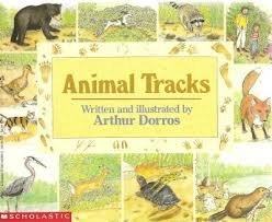 9780590292955: animal tracks