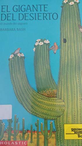9780590293334: El Gigante Del Desierto (READING RAINBOW)